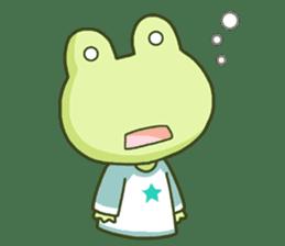 KAERU-SAN sticker #241598