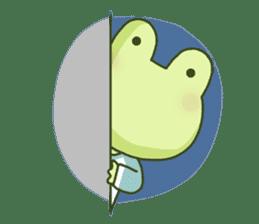 KAERU-SAN sticker #241599