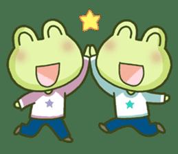 KAERU-SAN sticker #241601