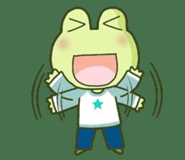 KAERU-SAN sticker #241603