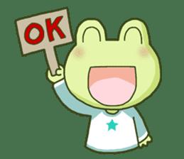 KAERU-SAN sticker #241604