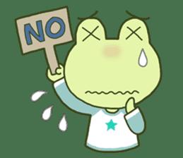 KAERU-SAN sticker #241605