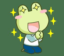 KAERU-SAN sticker #241609