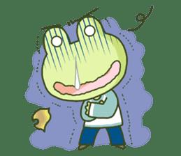 KAERU-SAN sticker #241610