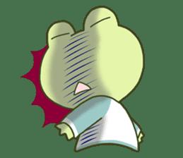 KAERU-SAN sticker #241612