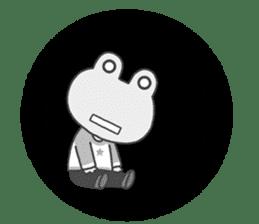 KAERU-SAN sticker #241615