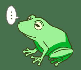 KAERU-SAN sticker #241616