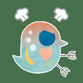 MIZZY the Water Flea sticker #242021