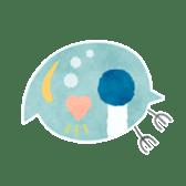 MIZZY the Water Flea sticker #242024