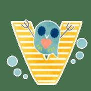 MIZZY the Water Flea sticker #242039