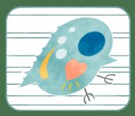 MIZZY the Water Flea sticker #242050