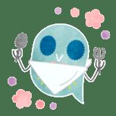 MIZZY the Water Flea sticker #242053