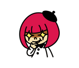 Grumpy Artist sticker #242313