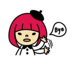 Grumpy Artist sticker #242314