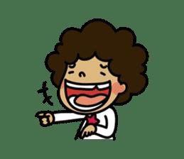 Grumpy Artist sticker #242317