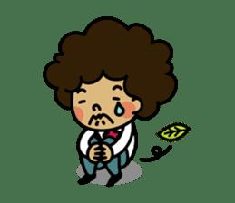 Grumpy Artist sticker #242321
