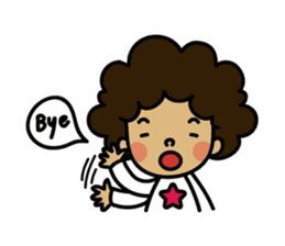 Grumpy Artist sticker #242326