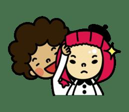 Grumpy Artist sticker #242331