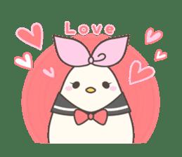 "Chick gang leader Love ""Hiyo Madonna"" sticker #242657"