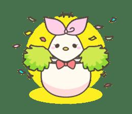 "Chick gang leader Love ""Hiyo Madonna"" sticker #242668"