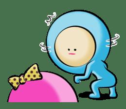 Nashio and Nashiko ver.Nashio sticker #242831