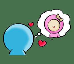 Nashio and Nashiko ver.Nashio sticker #242847