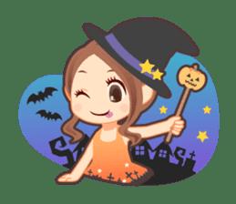 Weather girl Teruko sticker #242958