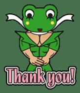 frogman mr,gero sticker #243698