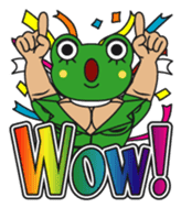 frogman mr,gero sticker #243701