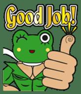 frogman mr,gero sticker #243705
