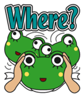frogman mr,gero sticker #243708