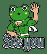 frogman mr,gero sticker #243709