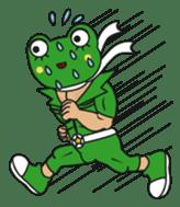 frogman mr,gero sticker #243714
