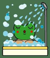 frogman mr,gero sticker #243719