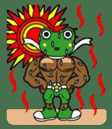 frogman mr,gero sticker #243721
