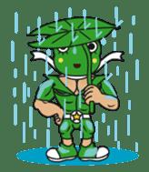 frogman mr,gero sticker #243723