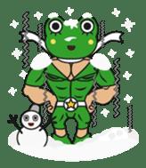 frogman mr,gero sticker #243724