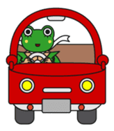 frogman mr,gero sticker #243725