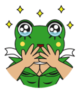 frogman mr,gero sticker #243729