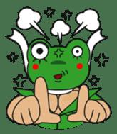 frogman mr,gero sticker #243731