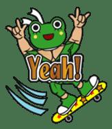 frogman mr,gero sticker #243732