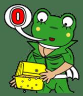 frogman mr,gero sticker #243734
