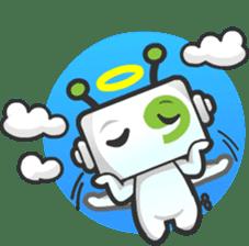 mobile9 Cube sticker #244217