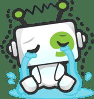 mobile9 Cube sticker #244223