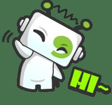 mobile9 Cube sticker #244225