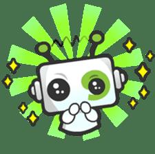 mobile9 Cube sticker #244228