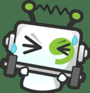 mobile9 Cube sticker #244236