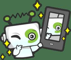 mobile9 Cube sticker #244248