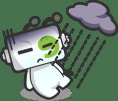 mobile9 Cube sticker #244255