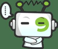 mobile9 Cube sticker #244256
